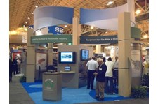 MOD011 - Custom Trade Show Exhibit for Manufacturing