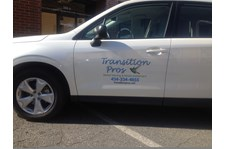 Custom Vehicle Logo and Lettering-Transition Pros-Charlottesville Va