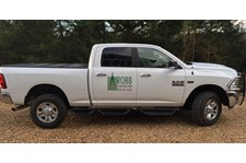 Custom Vehicle Logo and Lettering-Robb Construction-Charlottesville Va