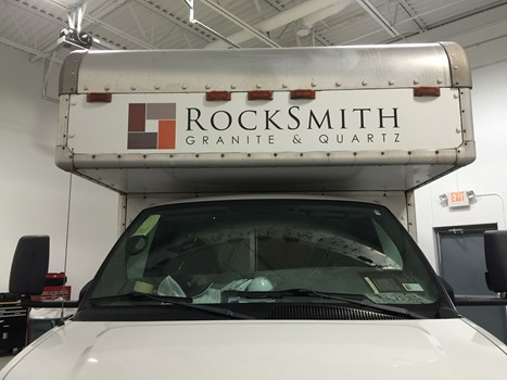 RockSmith Granite & Quartz, Van Graphics, Apple Valley MN